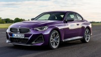 Новий BMW 2 серії Coupe: наступний розділ в історії компактних спорткарів BMW.