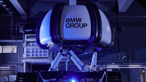 BMW Group представляє новий Центр симулювання водіння