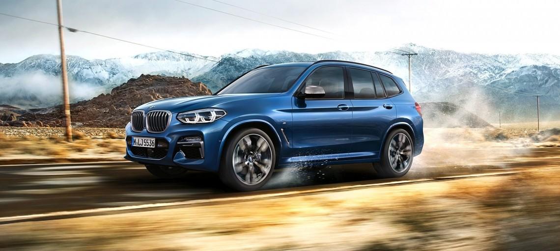 Новий BMW X3