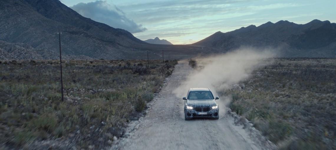 Испытания нового BMW X5. От полярного круга до Южной Африки.