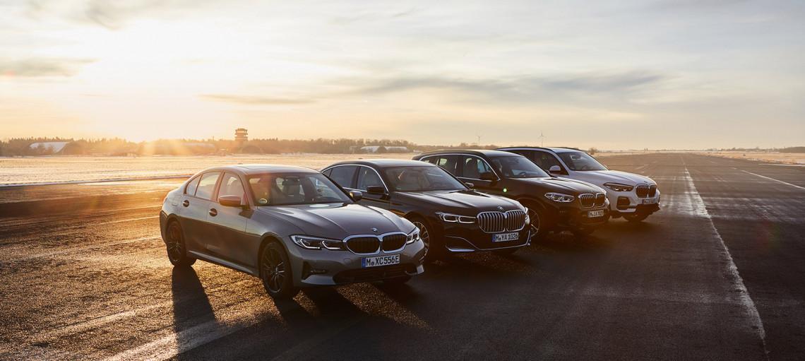 BMW на 89-м Женевском международном автосалоне 2019.