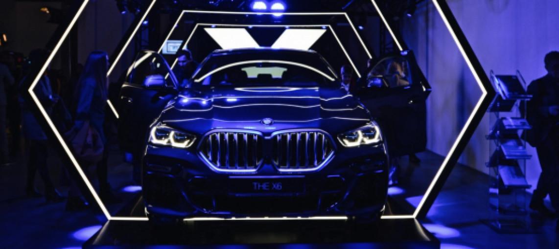 Сияние внутренней энергии. Ваше провокационное самоутверждение от бренда BMW в новом сезоне UFW