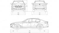 BMW 540i Седан