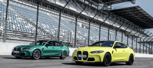 BMW Group представляє нові седан BMW М3 та купе BMW М4