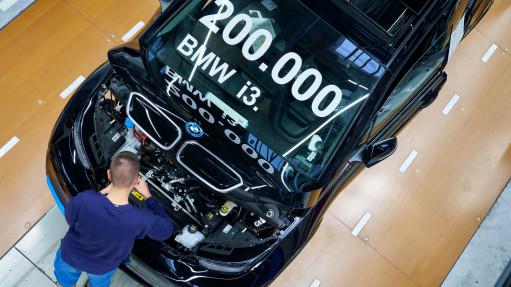 Двигатель инноваций в сфере мобильности: на сегодняшний день произведено 200 000 автомобилей BMW i3.
