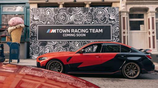 Новый фильм The Drop приглашает мировое сообщество BMW M в увлекательное путешествие в город под названием M Town.